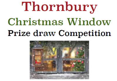 Thornbury Christmas Window competition