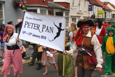 Peter Pan Pantomime competition