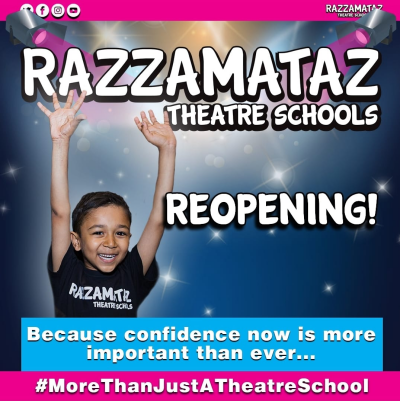 Razzamataz Performing Arts Tuition competition