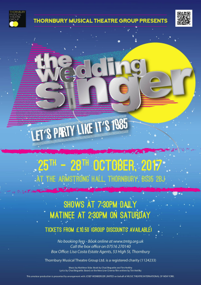 Wedding Singer competition