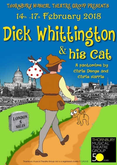Dick Whittington competition
