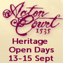 Acton Court Heritage Open Days 2019