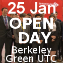 Open Morning at Berkeley Green UTC