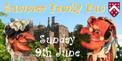 Berkeley Castle... where history is a home