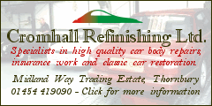 Cromhall Refinishing