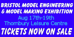 Bristol Model Engineering and Model Making Exhibition