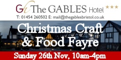 The Gables Hotel Christmas Fayre