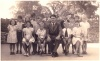 St. Andrew's School, class photo, c.1948