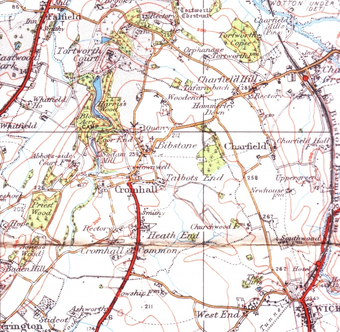Ordnance Survey One-Inch Map, 1913-1932