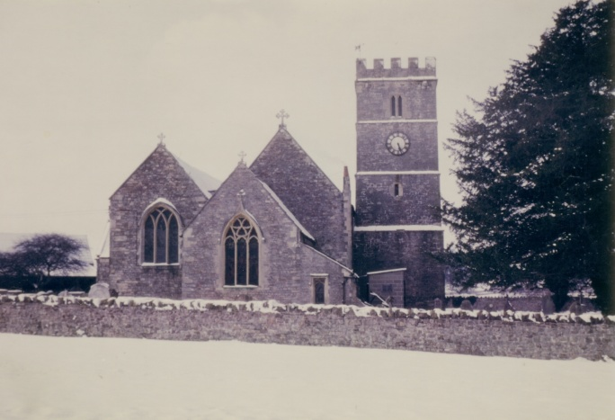 St. Andrew's Church, 1963