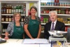 Opening of Cromhall Shop and Post Office
